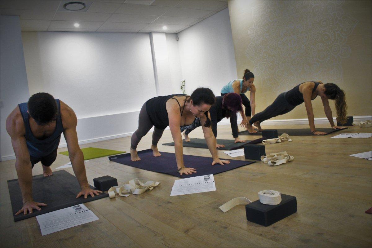 Vinyasa Yoga Teacher Training 200hr | Mzansi Yoga